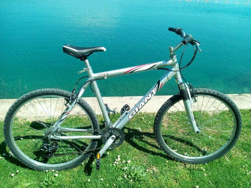 Imagen Bici GIANT Aluminio.