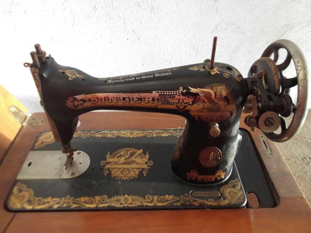 Imagen Màquina de coser Singer
