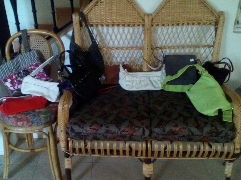 Imagen varios bolsos