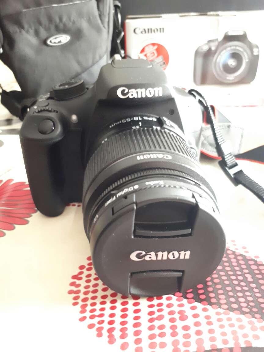 Imagen Cámara Réflex Canon EOS 1200D