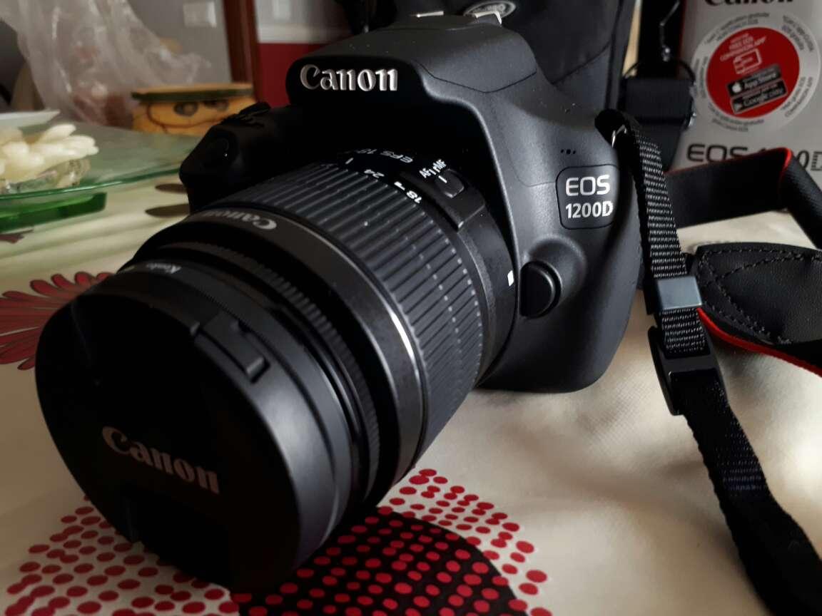 Imagen producto Cámara Réflex Canon EOS 1200D 2