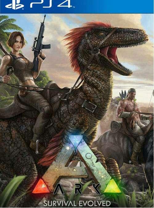 Imagen Ark Survival