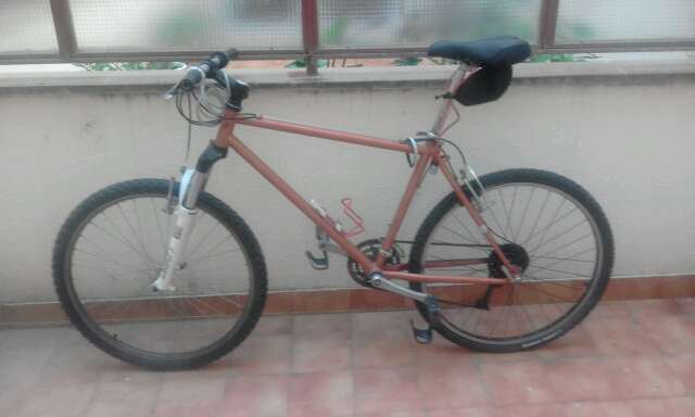 Imagen bicicleta mtb