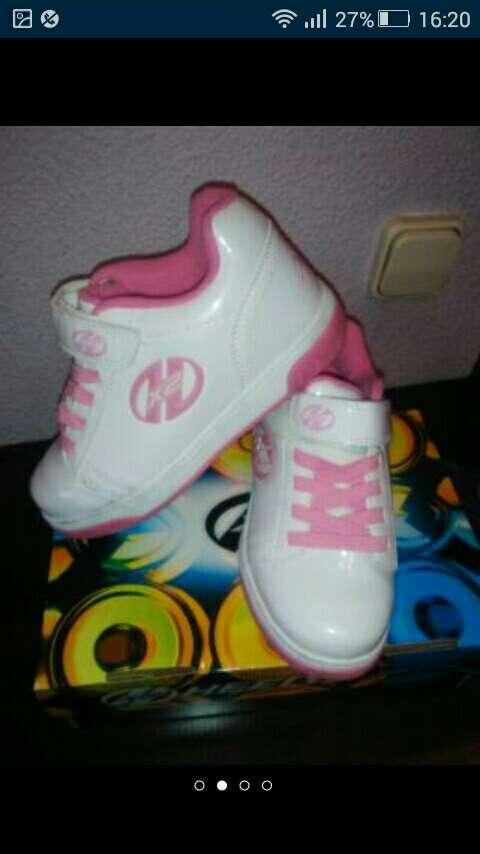 Imagen producto Zapatillas niña heelys 2