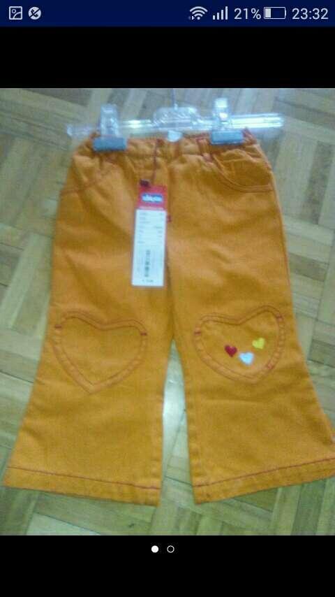 Imagen producto Lote de pantalones niña 2