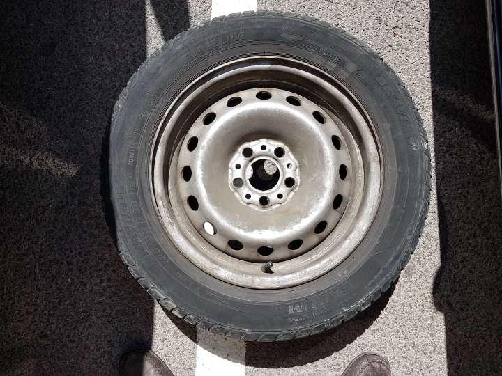 Imagen 2 neumáticos 185/60R/14 radiales con llanta