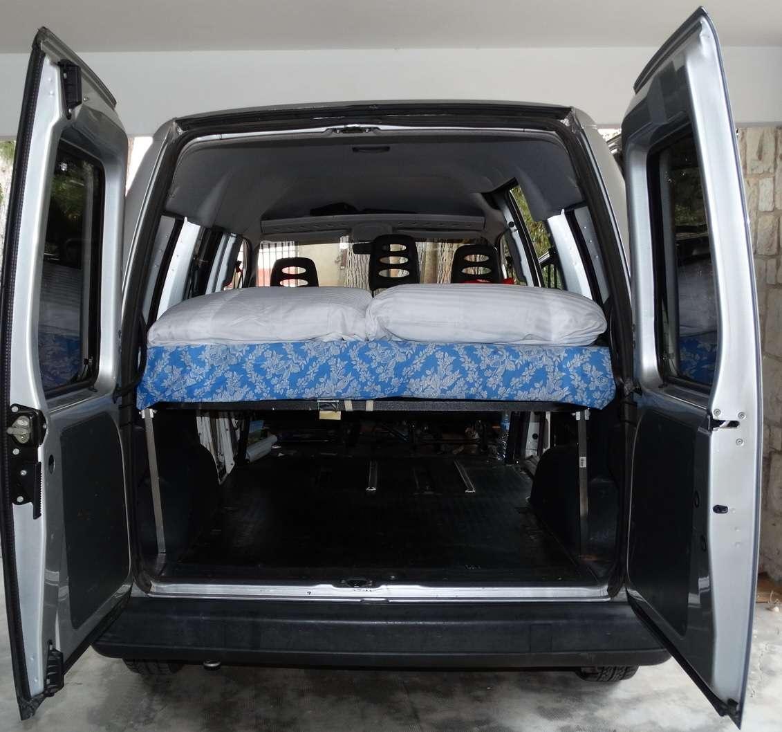 Imagen producto Peugeot Expert combi 8 1.9 diésel - 2003- 7 plazas + 1 silla de ruedas para discapacitado (homologado)  3