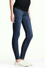 Imagen pantalon premama superskinny