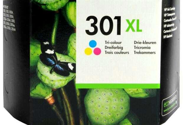 Imagen Cartucho tinta HP 301XL compatible