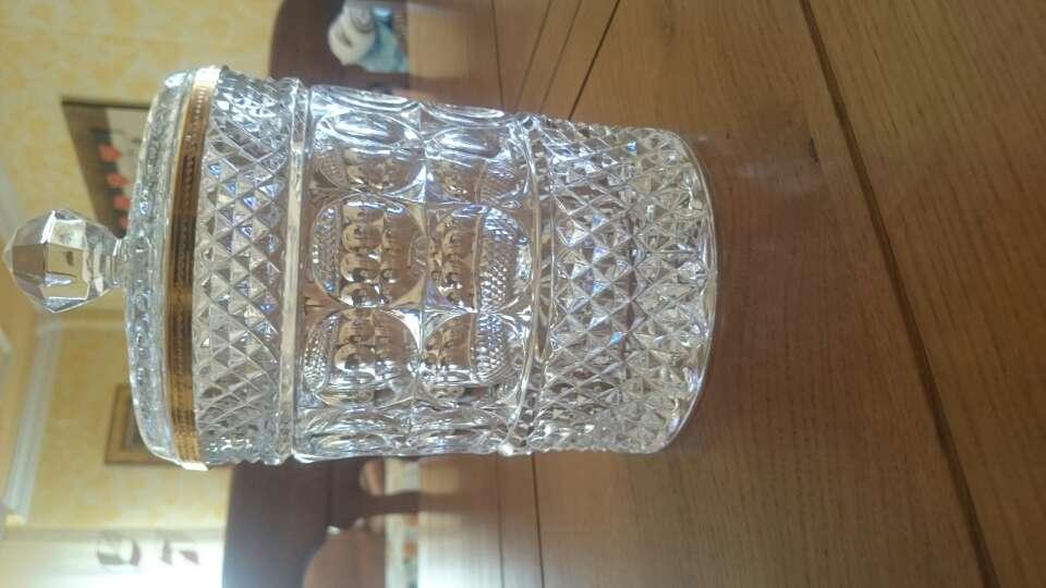 Imagen producto Jarron de cristal! 1