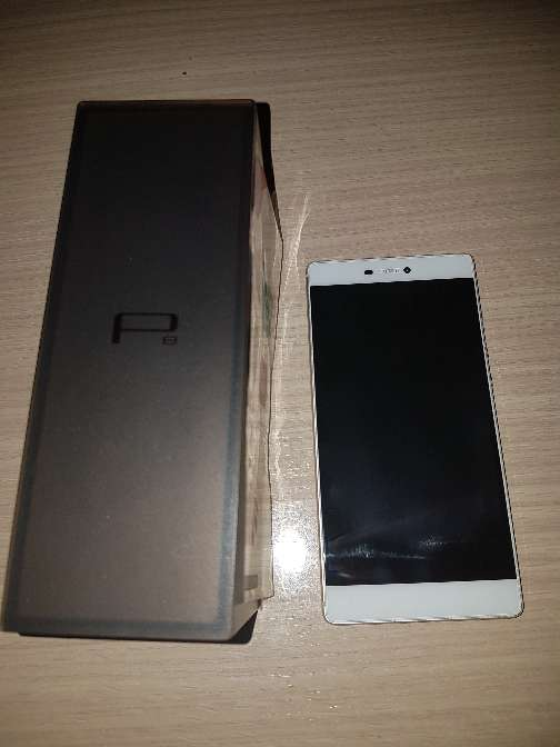 Imagen producto Huawei P8 blanco 2