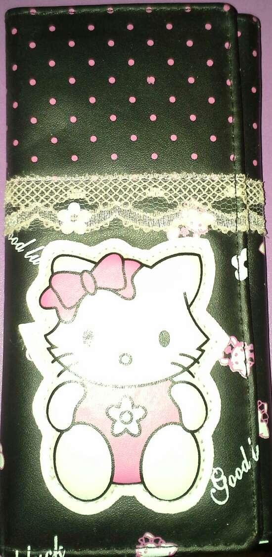 Imagen producto Cartera de hello kitty 2