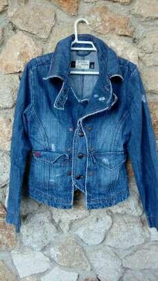Imagen chaqueta tejana