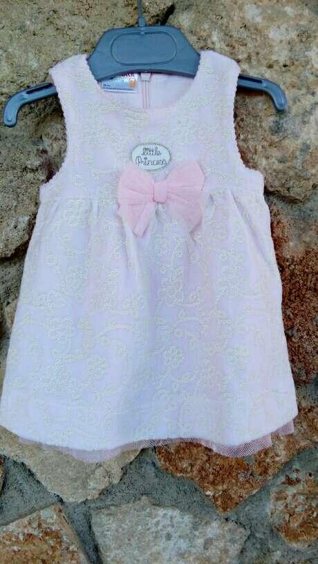 Imagen pak 3 vestidos bebe