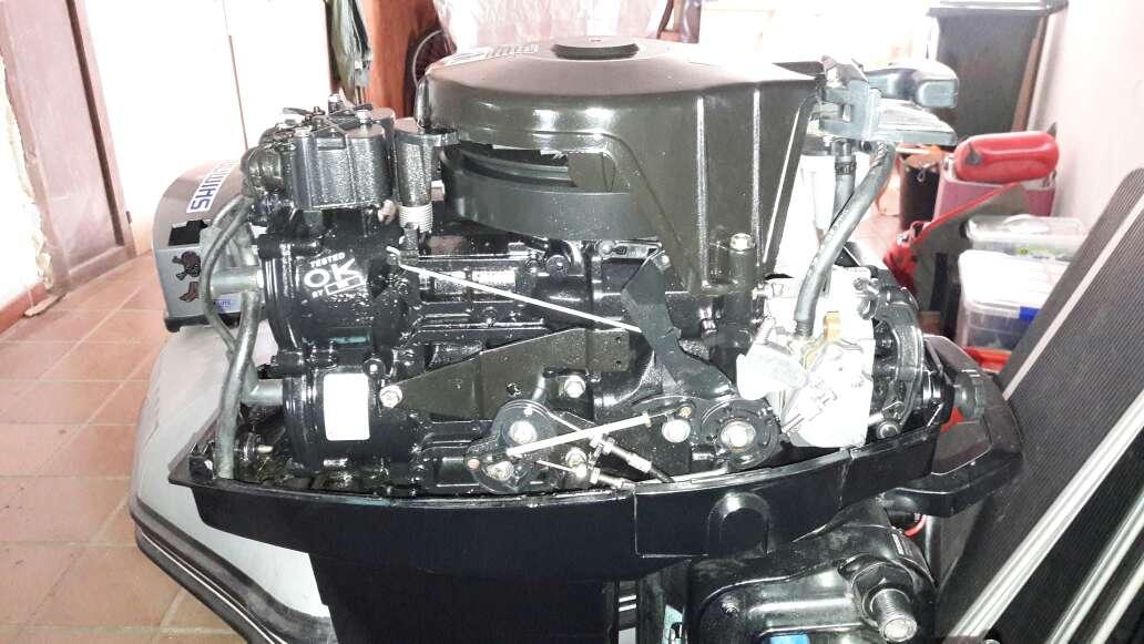 Imagen producto Zodiac mk 380 motor  25 hp 3