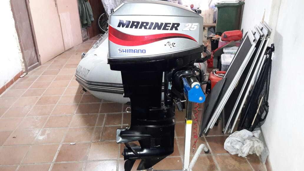 Imagen producto Zodiac mk 380 motor  25 hp 2