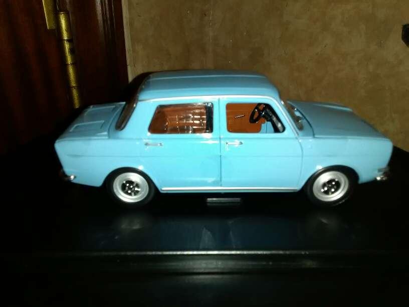 Imagen producto Se vende coche Simca 1000 año 1969 , escala 1/24 2