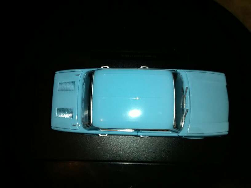 Imagen producto Se vende coche Simca 1000 año 1969 , escala 1/24 3