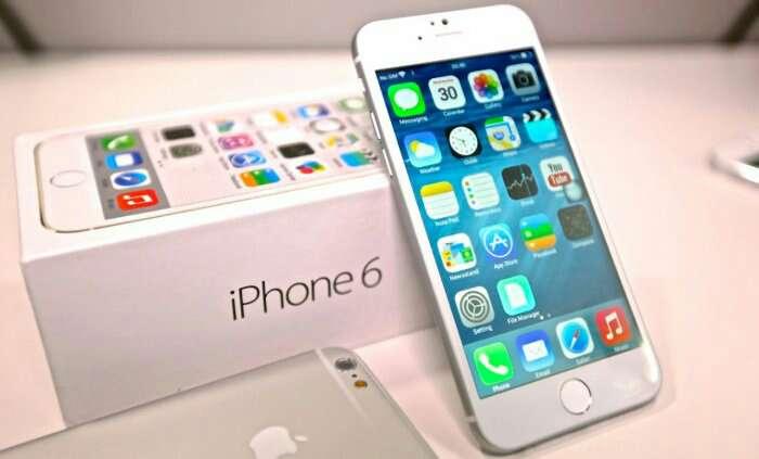 Imagen Cambiar pantalla iPhone 6