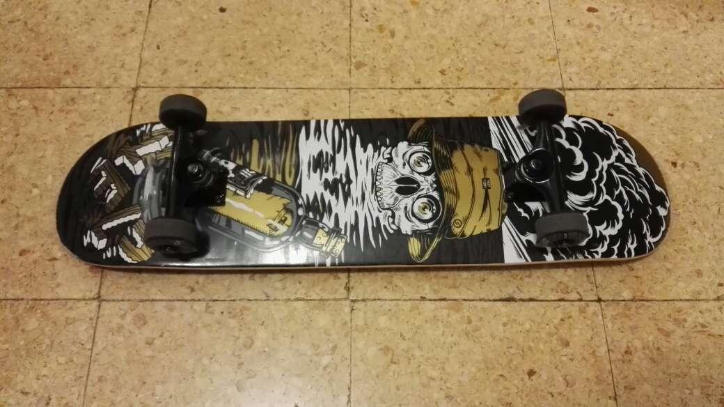 Imagen producto Tabla de skate básico 2