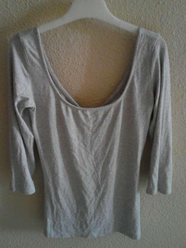 Imagen Camiseta mangas 3/4 bershka