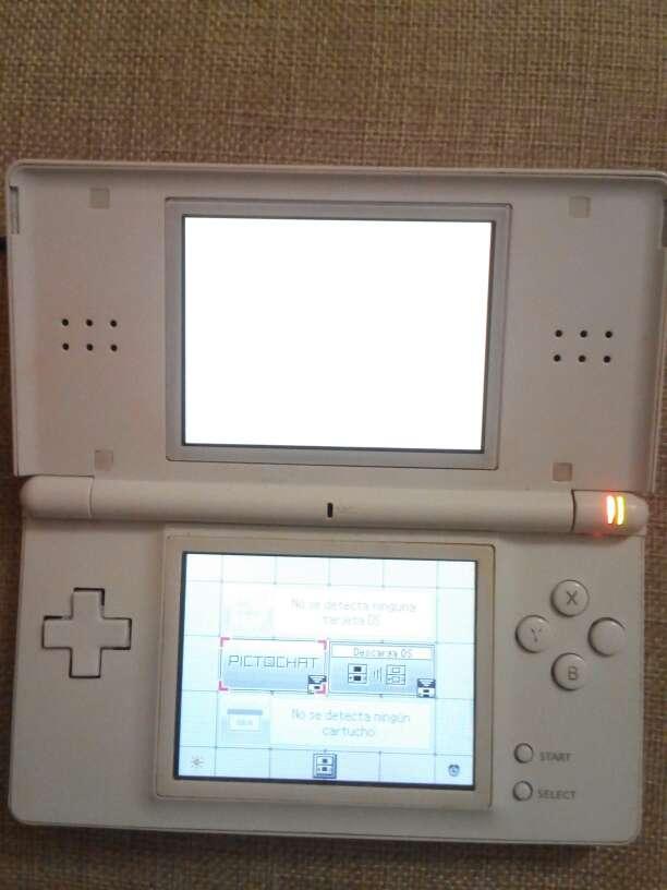 Imagen Nintendo ds lite