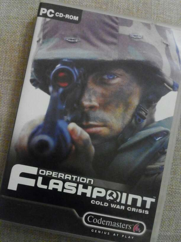 Imagen Juego pc Operation Flashpoint cold dar crisis.