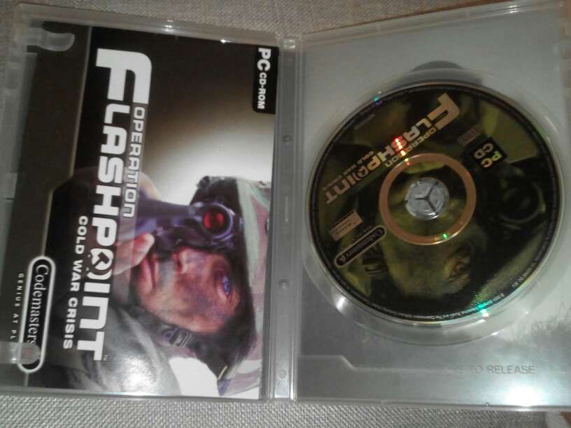 Imagen producto Juego pc Operation Flashpoint cold dar crisis. 2