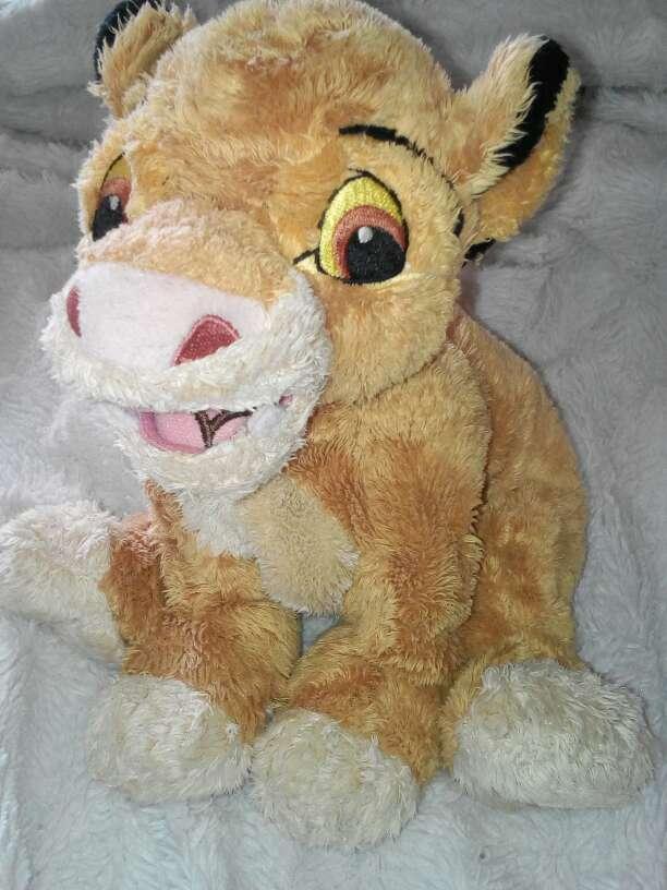 Imagen Peluche rey leon Simba