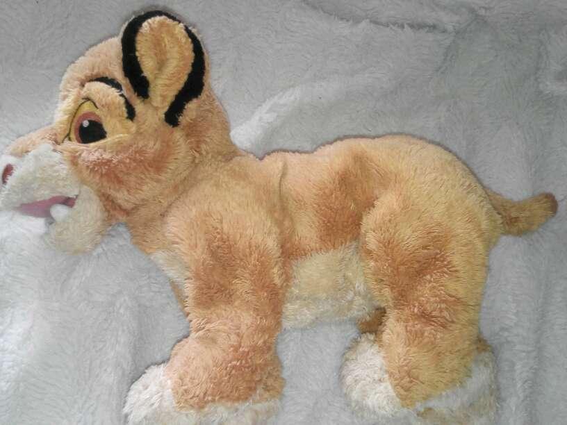 Imagen producto Peluche rey leon Simba 2