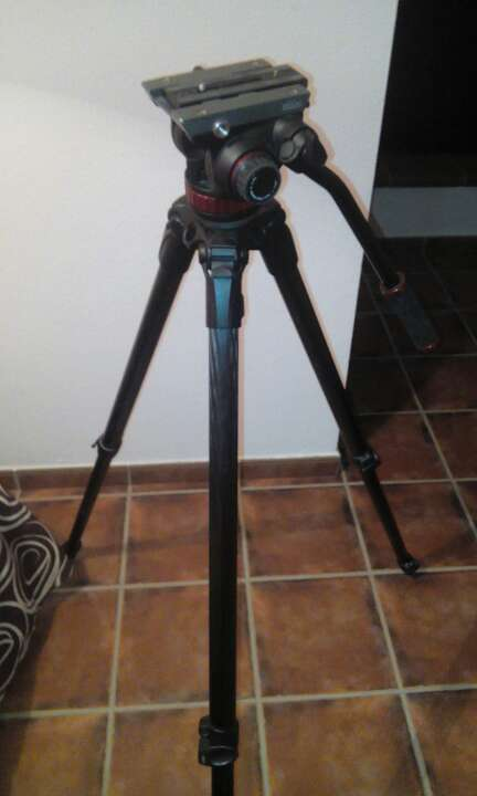 Imagen Tripode MANFROTTO Mpro 535