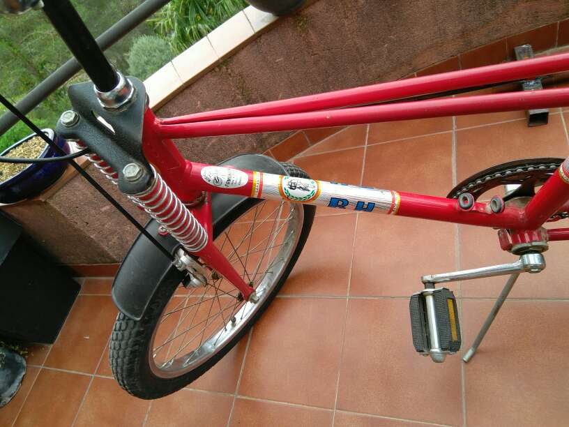 Imagen producto Bicicross BH 4