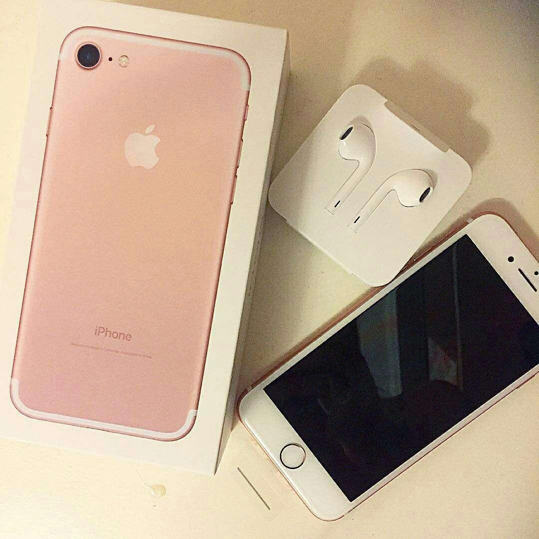 Imagen iphone7 rose gold