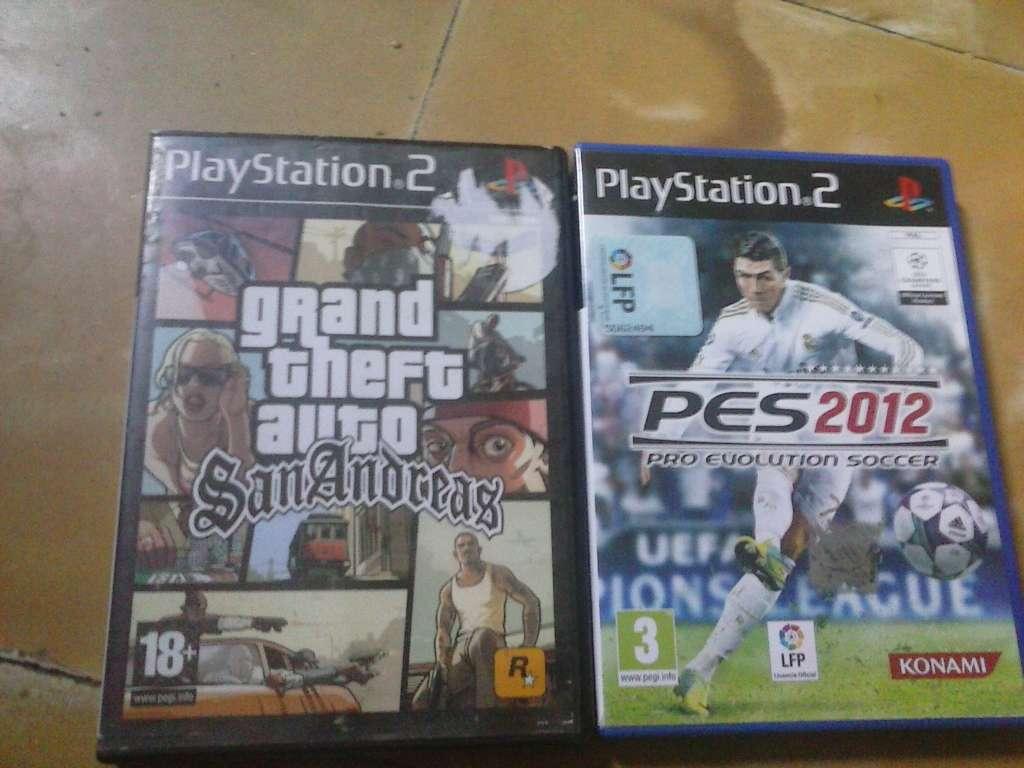 Imagen juegos play2