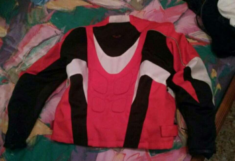 Imagen producto Chaketa moto chica 2