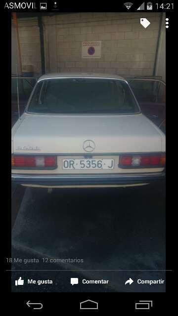 Imagen producto Mercedes 300 D 2