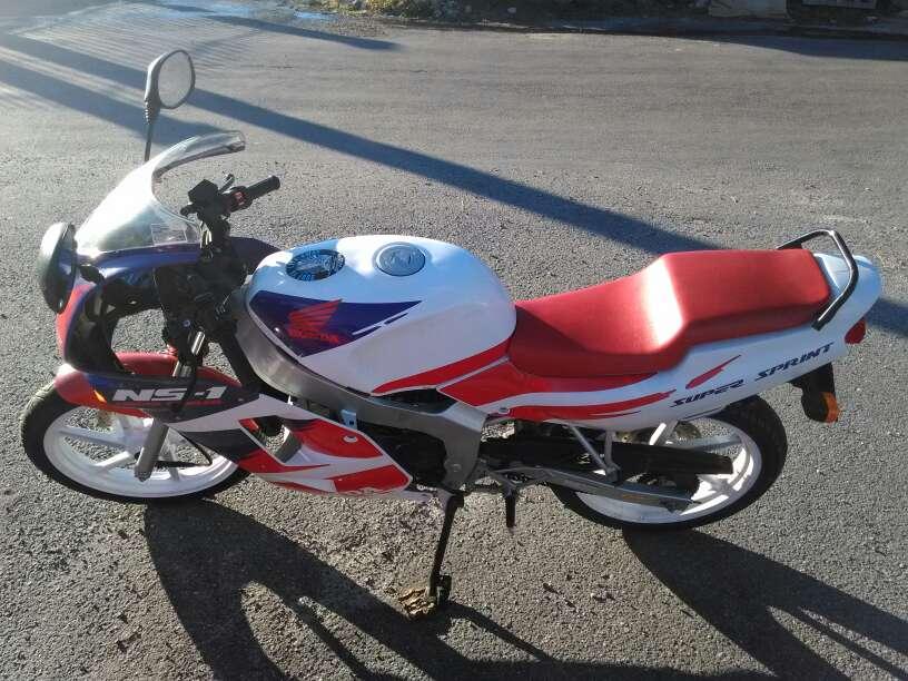 Imagen se vende moto Honda NS1