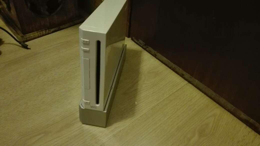 Imagen Consola wii blanca como nueva y completa