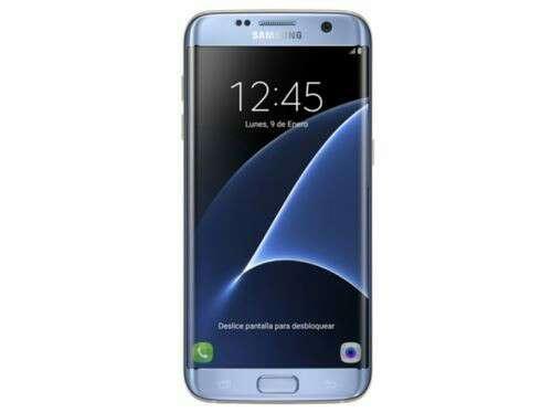 Imagen Samsung Galaxy S7 Edge Azul