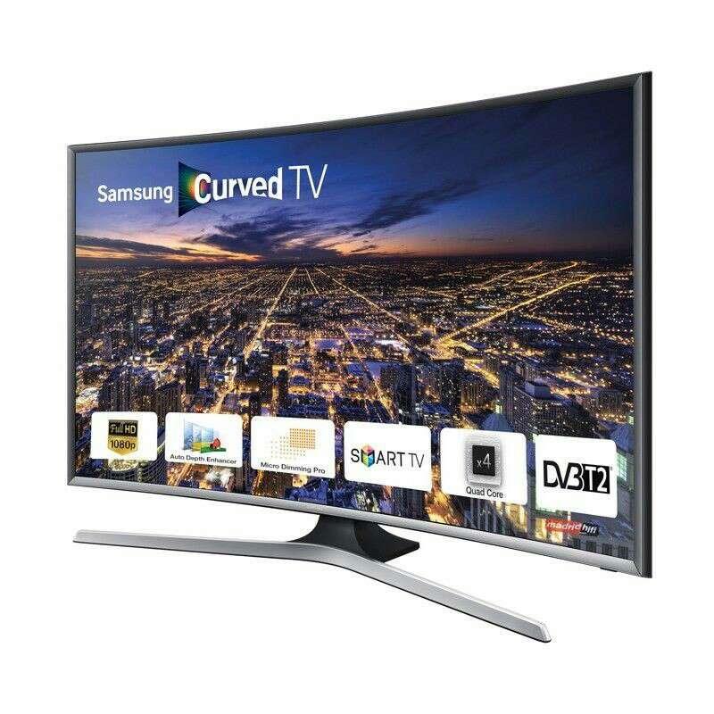 Imagen Televisor LED Curvo SAMSUNG 40