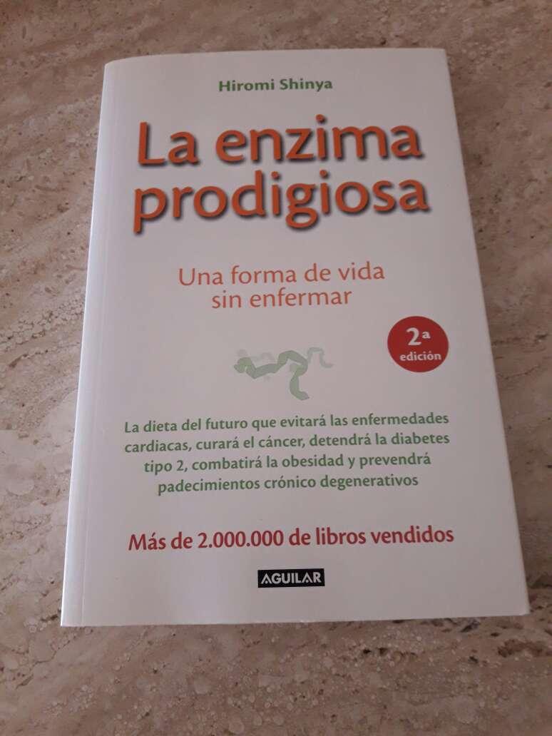 Imagen La enzima prodigiosa