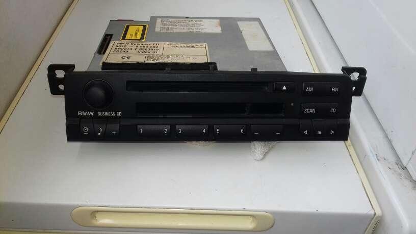 Imagen producto Vendo radio de bmw 3