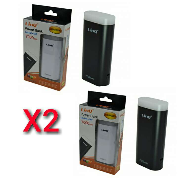 Imagen 2 unds bateria externa de 7000 mah nuevas.