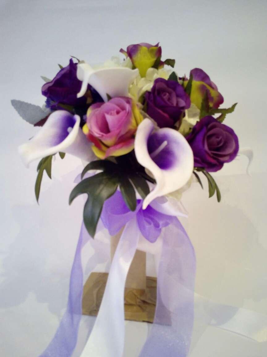 Imagen ramo de novia