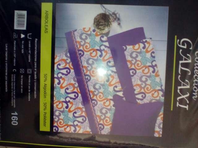 Imagen producto Juego sabanas 1.60,nuevo,3 piezas 3