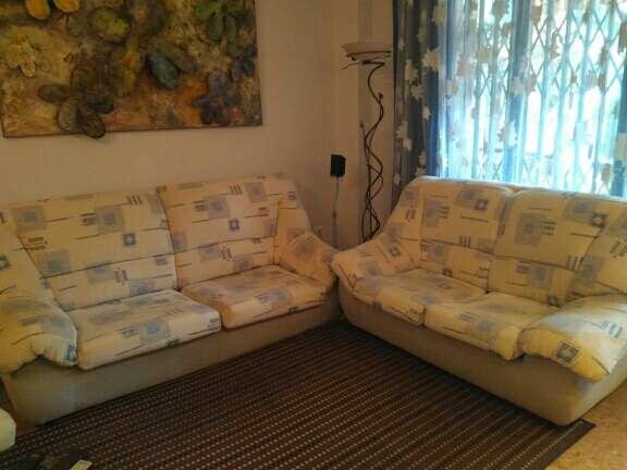 Sof 2 plazas sof 3plazas alfombra regalo en val ncia for Regalo muebles valencia