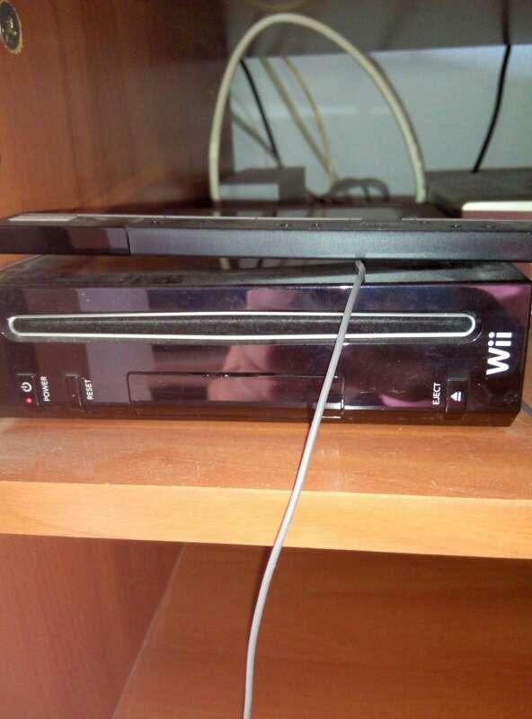 Imagen Wii nunca usada
