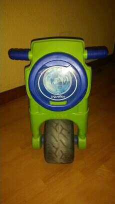 Imagen Moto niño