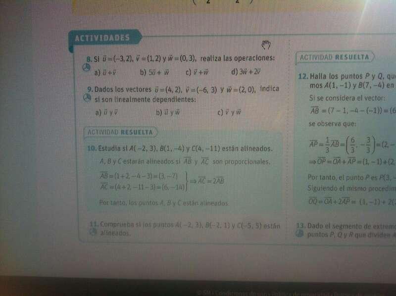 Imagen Clases para primaria o primero de la.ESO
