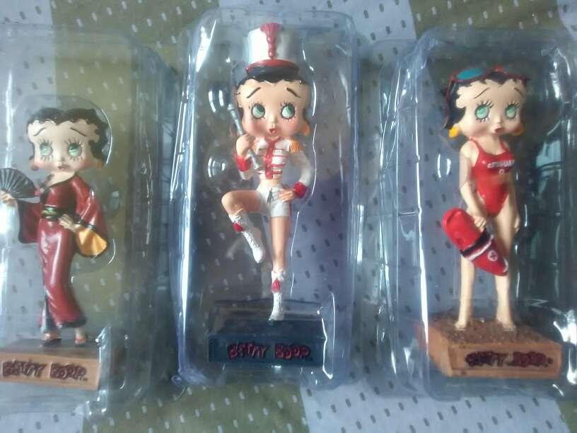 Imagen producto Se vende 3 Betty boop de colección 1